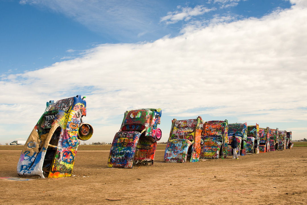 cadillac ranch amarillo tx everyday nature scenes. Black Bedroom Furniture Sets. Home Design Ideas