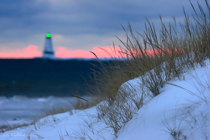 Ludington Light 1
