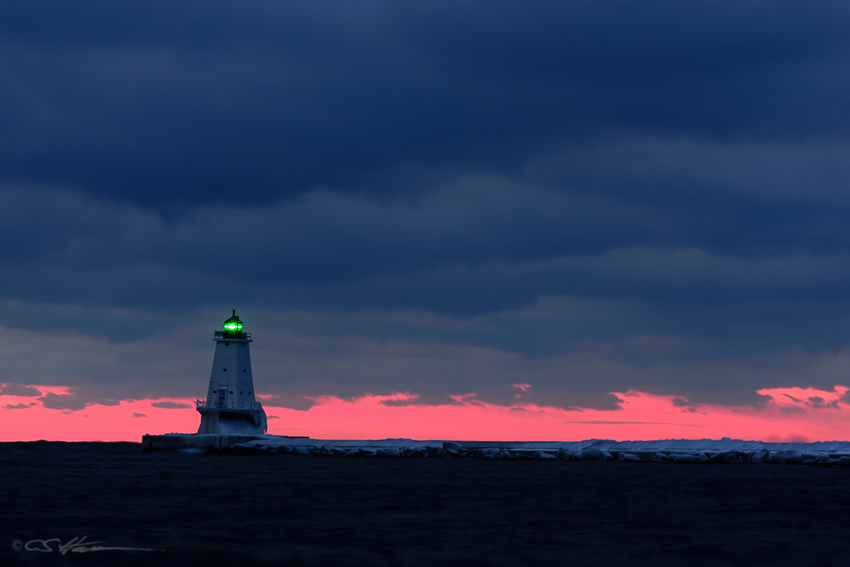 Ludington Light 2